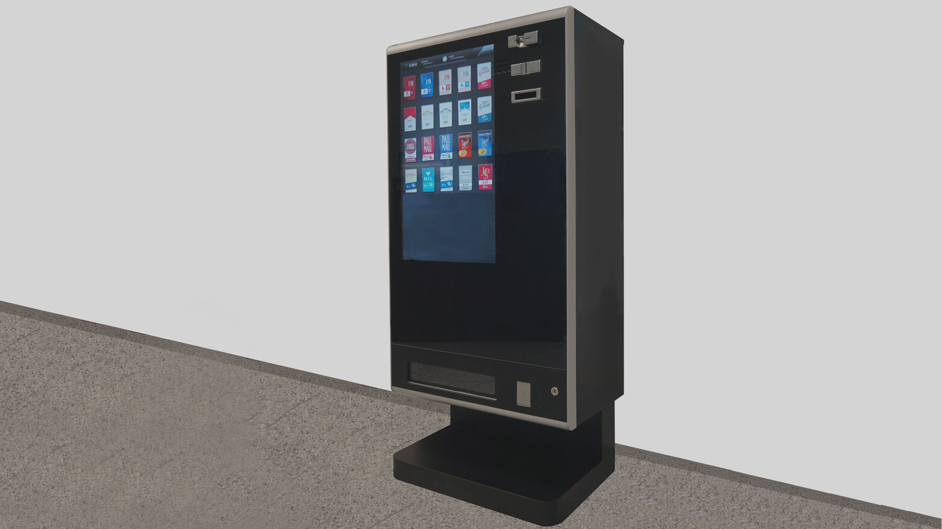 Zigarettenautomat Towerline Touch